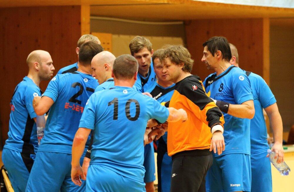 Tallinna Oskar langes Eesti karikasarjast võideldes – kordusmängus tehti Raasiku/Mistraga 19:19 viik
