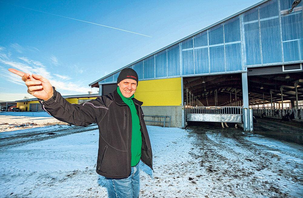 Kõo Agro uus farm valmis raskuste kiuste