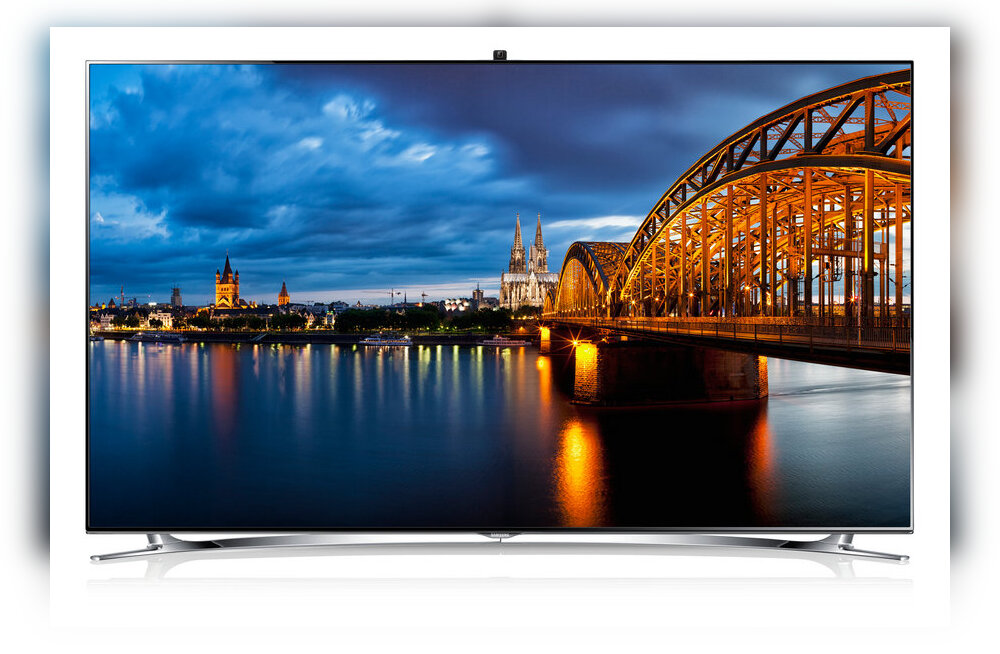 Arvustus: Samsungi 8. seeria nutiteleviisor