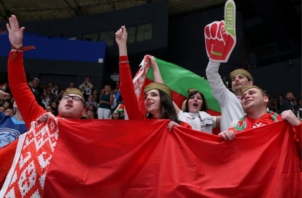Läti peaminister: ma ei usu, et me 2021. aastal koos Valgevenega jäähoki MM-i korraldada saame