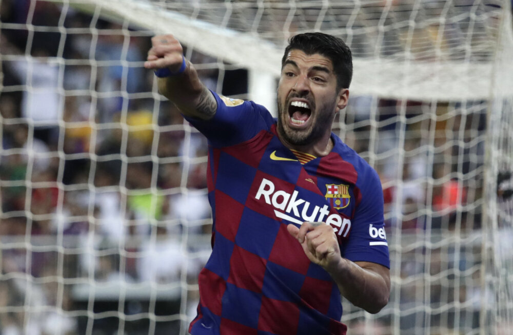 Ründajatega hädas olevale Barcelonale paistab lootuskiir