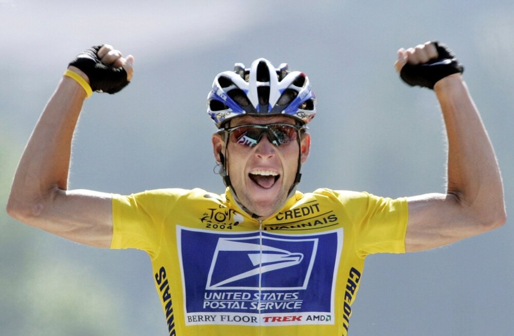 Lance Armstrong oli omal ajal Tour de France'il ülivõimas.