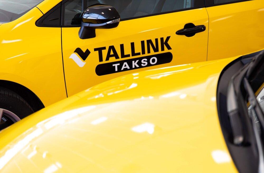 Tallink Takso увеличит свой зеленый автопарк на 20%