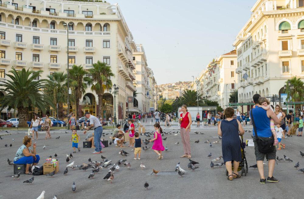 Kreeka fotoblogi: kas Thessaloniki on uus Barcelona?