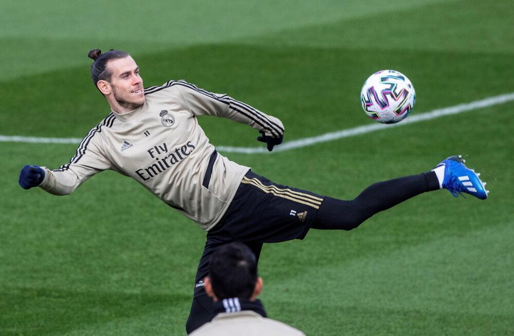 Zinedine Zidane lükkas kuulujutud ümber: Gareth Bale ei lahku Realist