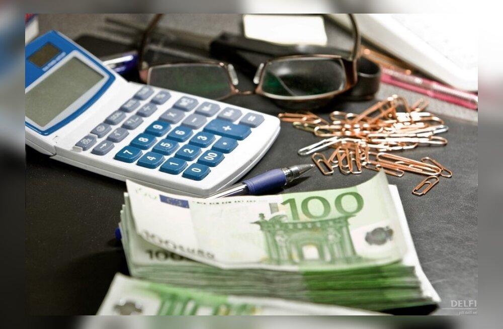 Raha ja kalkulaator