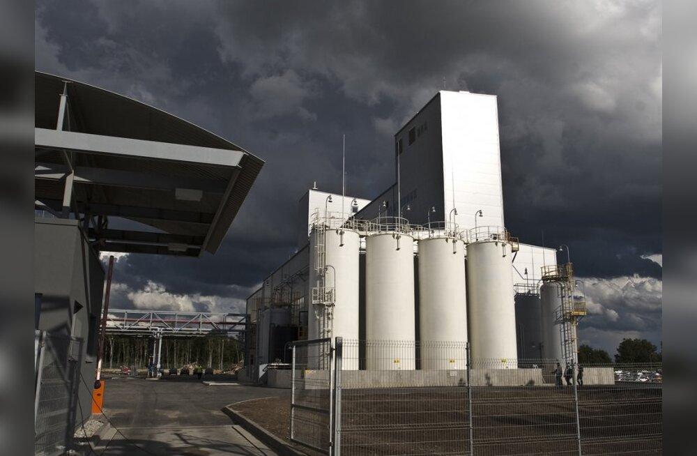 Pankrotis Biodiesel Paldiski vara on odavamalt taas müügis