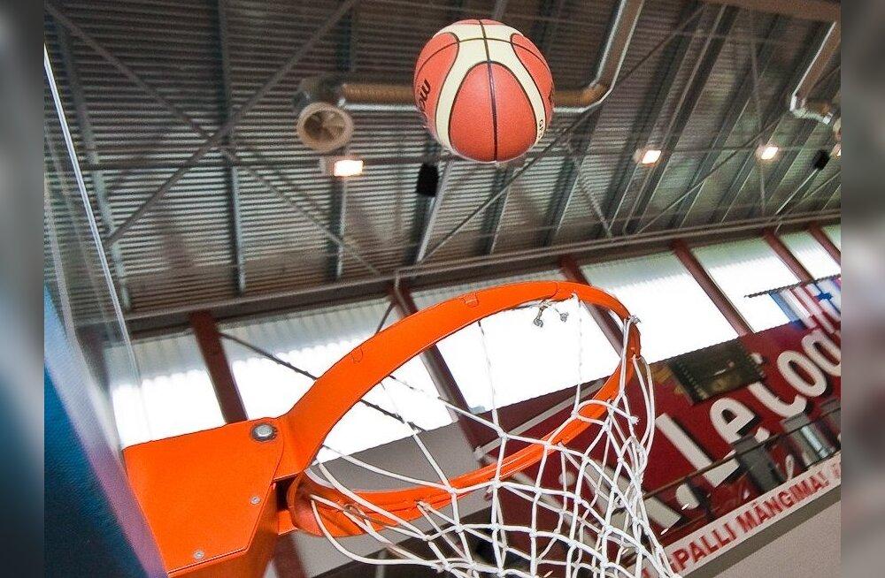 Noored korvpallurid näitasid Basket Unites turniiril taset