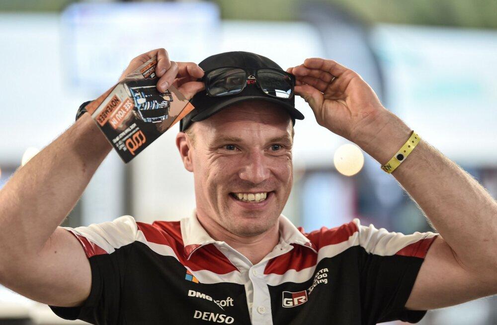 Selgus Rootsi ralli stardinimekiri: Jari-Matti Latvala on tagasi võistlustules, konkurentsis viis eestlast