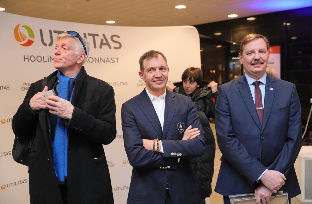 Sildaru sai uue toetaja: Tallinna linn ladus korraga letti 74 000 eurot