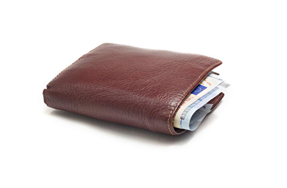 Põhjus, miks sa ei tohiks rahakotti tagataskus hoida