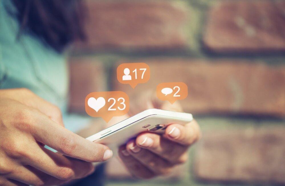 Kui hästi käivad kokku tippsportlane ja sotsiaalmeedia?