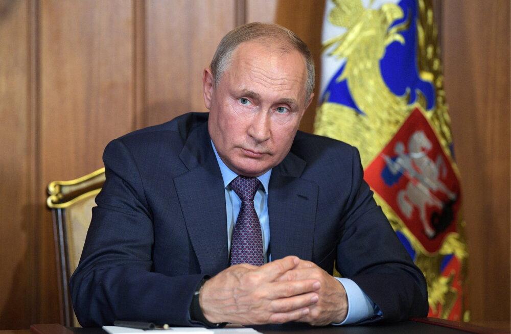 Putini Venemaa – kakskümmend aastat hiljem