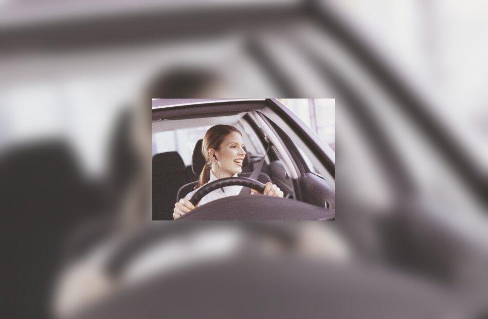 Naine roolis