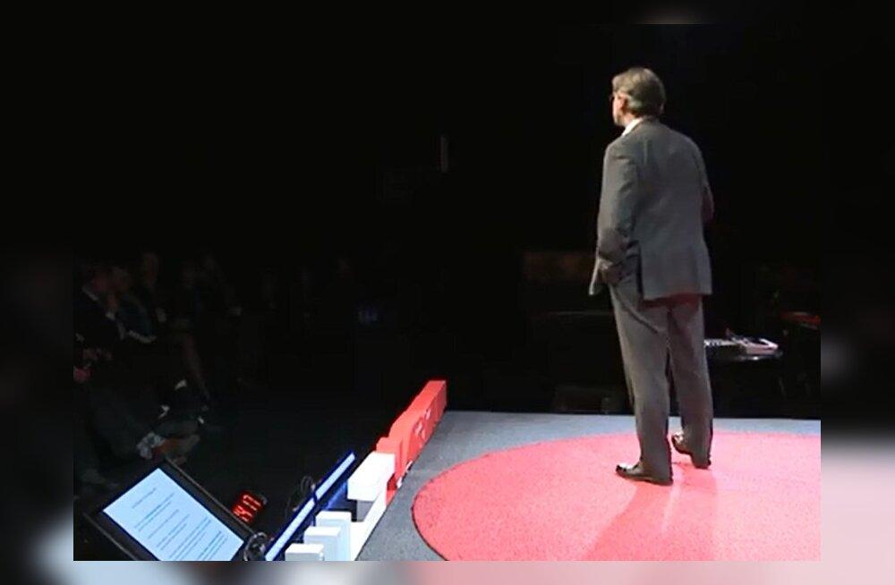 TEDxTallinn korraldatakse tänavu Salme kultuurikeskuses 3. mail