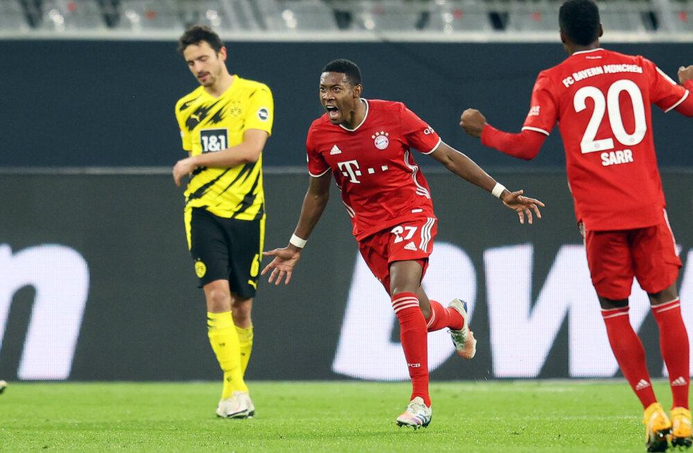 Lepingusaaga Bayernis: meeskonna tähtmängija on klubis pettunud