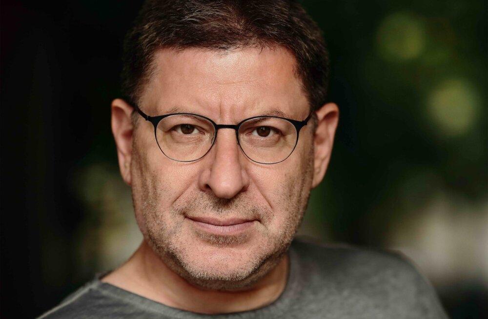 Михаил Лабковский в Таллинне расскажет о сексе, либидо и любви