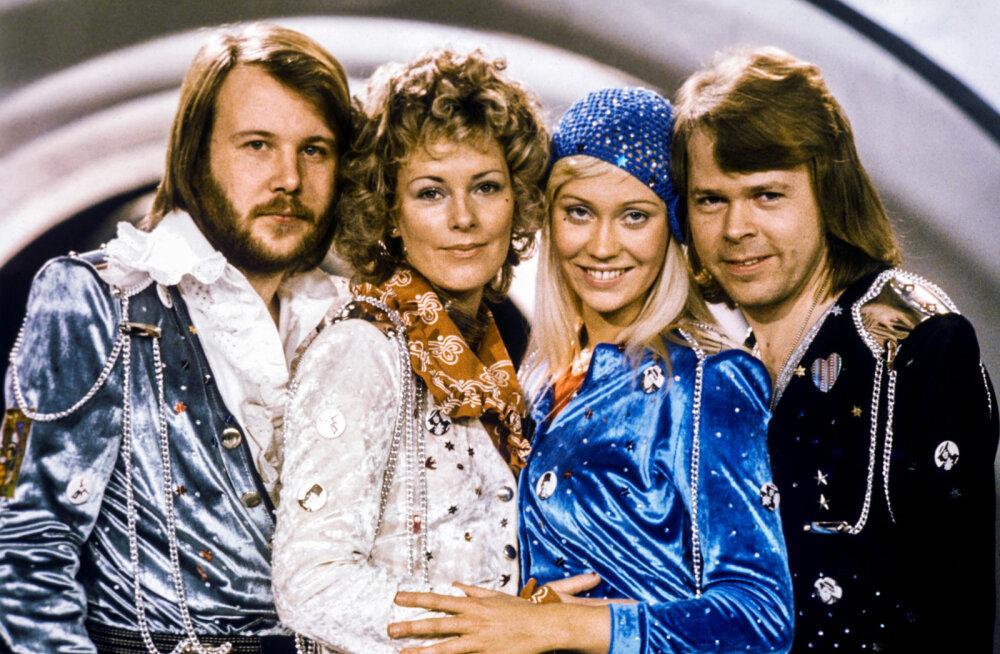 Omavaheline jagelemine ja hääbuv populaarsus: loe, miks ABBA omal ajal laiali läks
