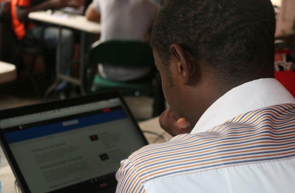 Kas Aafrika on Eesti e-lahendusteks valmis?