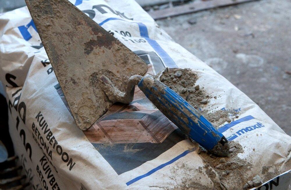 Kasvavad palgakulud muudavad ehitamise üha kallimaks