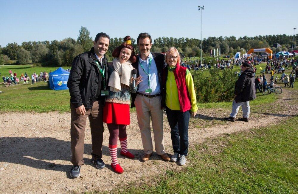 SPORDINÄDAL: Tiina Möll: Erivajadustega inimesed on väga positiivsed