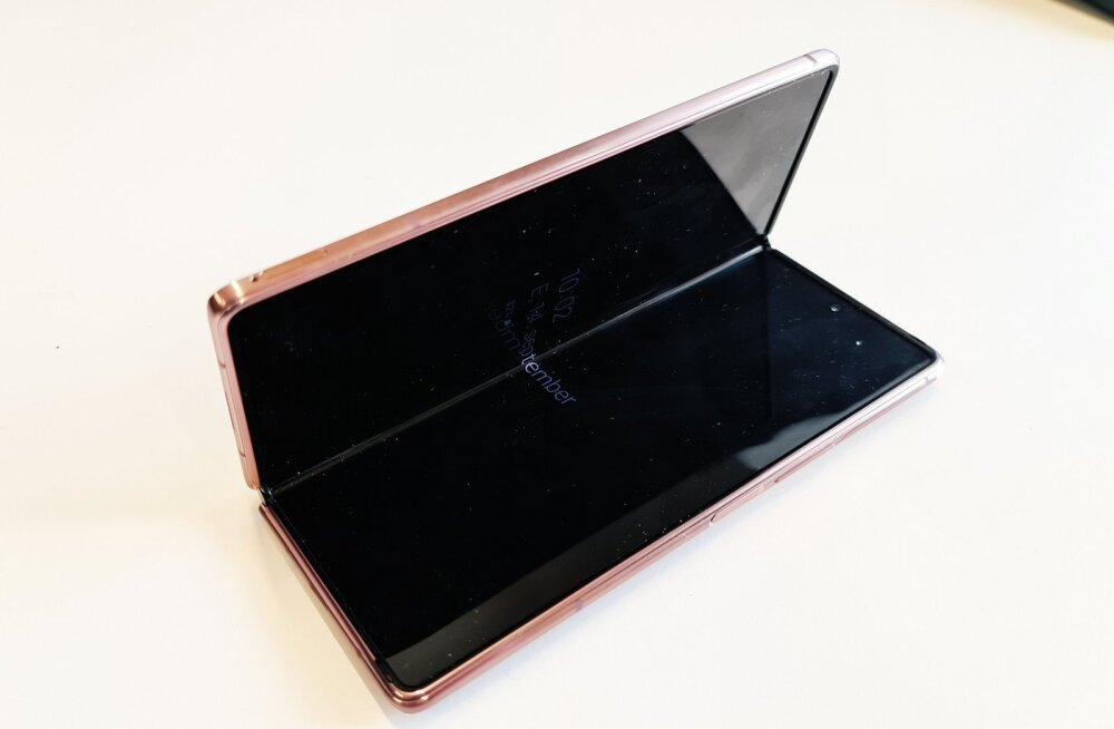 Telefoniarvustus: Samsung Galaxy Z Fold2 – päris kindlasti on sellel mobiilil mingi mõte…