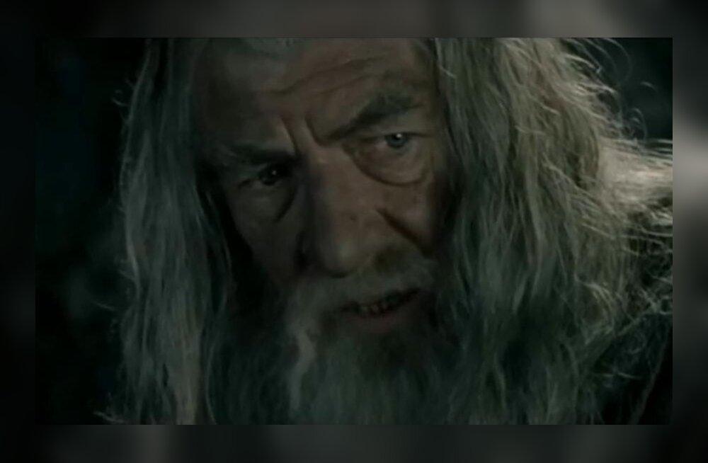 """Näitleja Ian """"Gandalf"""" Mckellenist sai õllekraanide isand"""