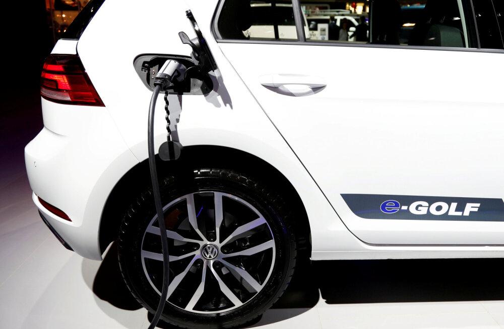 Trendid Euroopa autoturul: müük õitseb, elekter tõuseb, diisel vajub