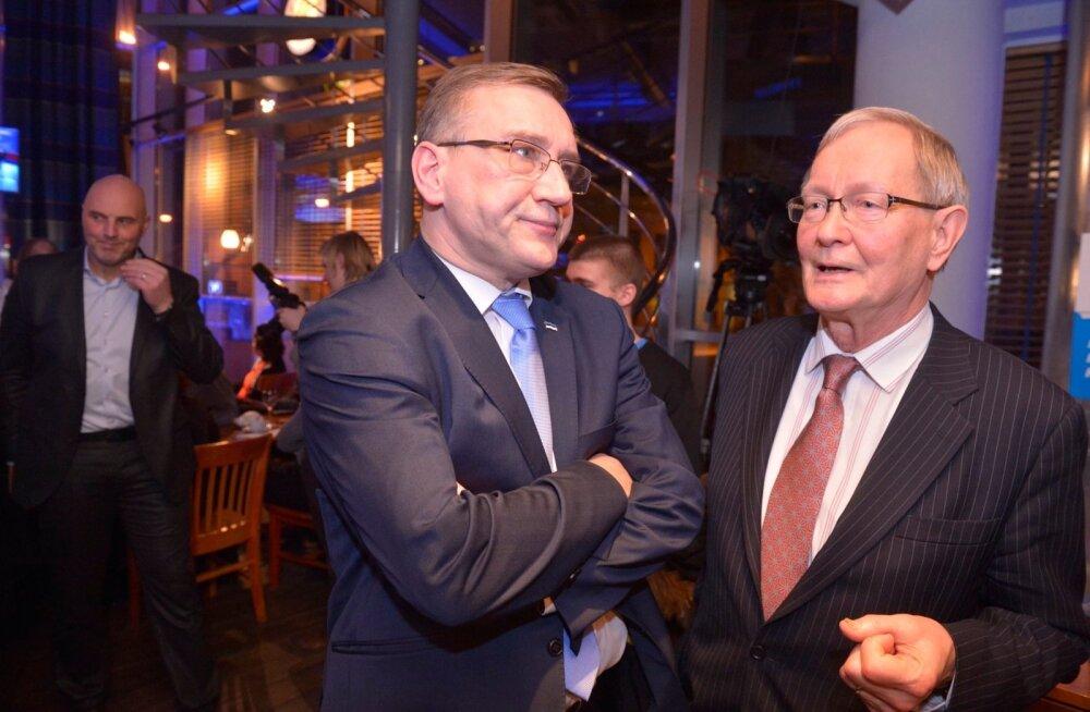 Intervjuu Juhan Partsiga: kes vastutab IRLi kehvade tulemuste eest? Kas Reinsalu jätkab partei esimehena?