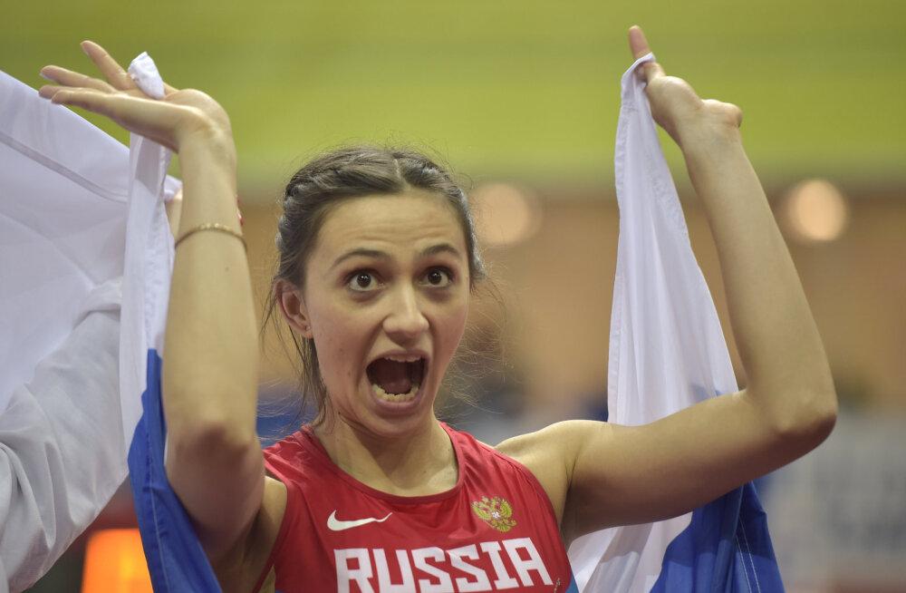 Kergejõustiku sise-MM märtsis toimub venelasteta
