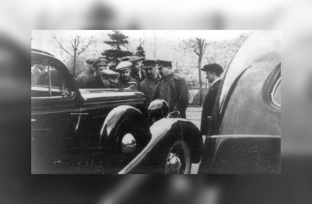 Põnev autoajalugu: Stalini isiklik soomusmasin ZIS-115, ja mis sellest hiljem sai