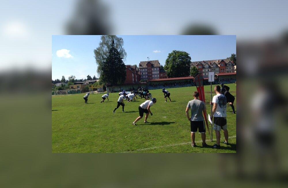 Tartu Titaanide ja Tallinna Tormi ühismeeskond