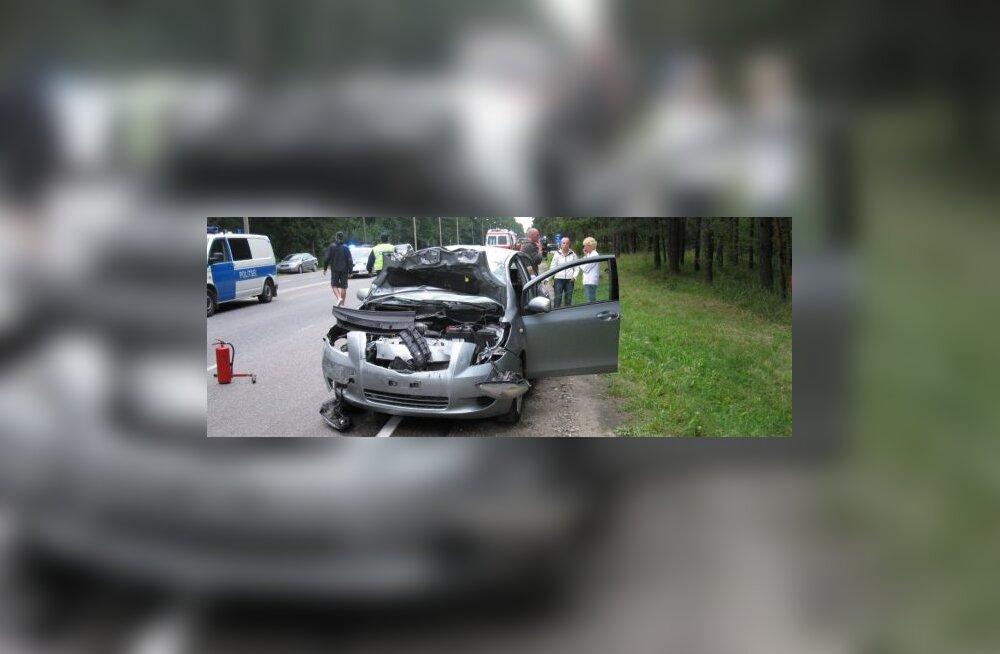 avarii pärnumaal