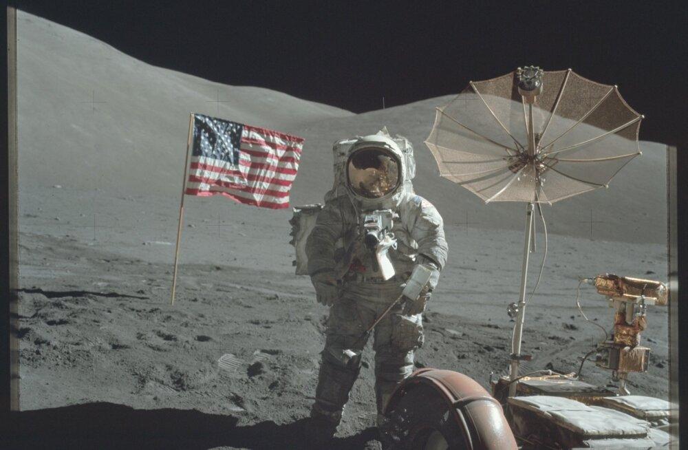 NASA fotod Apollo missioonidest