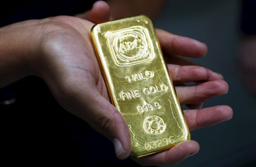 Poola vedas Briti keskpanga hoidlast sada tonni kulda kodumaale
