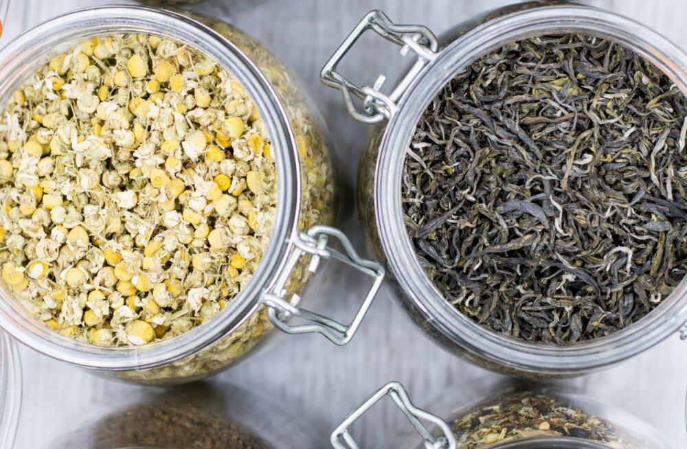Названы оптимальные сроки и условия хранения чая