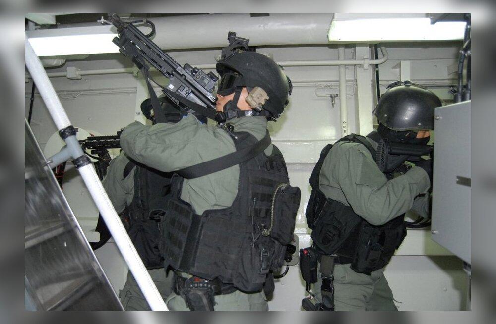 USA mereväe eriüksuslasi karistati saladuste avaldamise eest videomängu konsultantidena