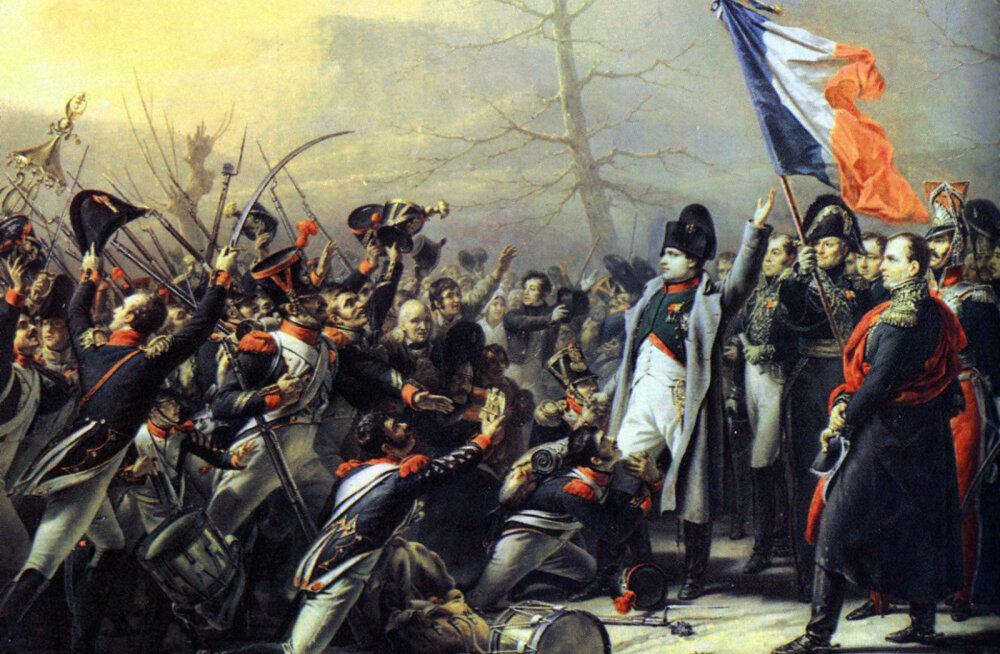Briti valitsus nägi Napoleonis nii suurt ohtu, et saatis talle salamõrvarid kaela