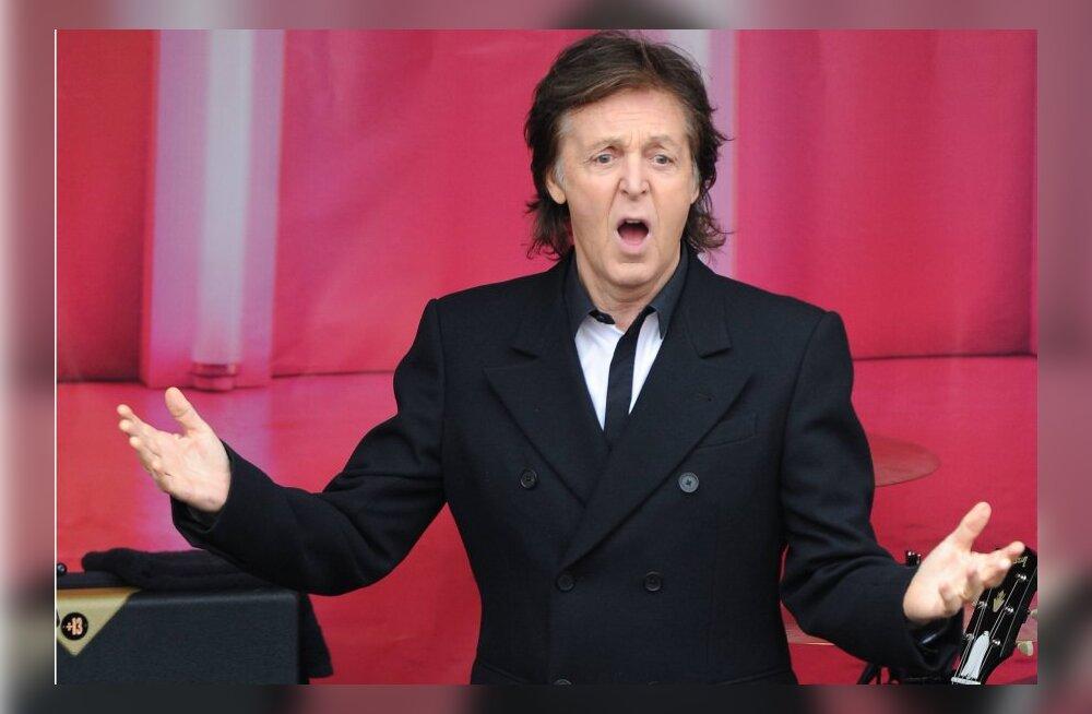McCartney kibestunult: pärast Lennoni surma polnud me enam järsku võrdsed, tema oli hoopis üks ja tõeline biitel