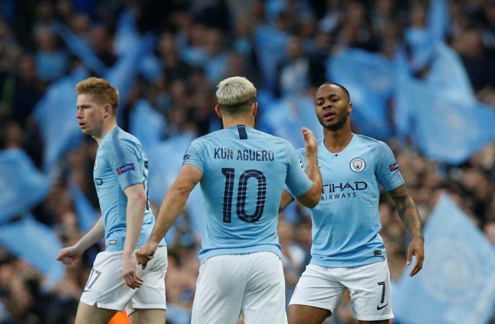 Manchester City vs Tottenham
