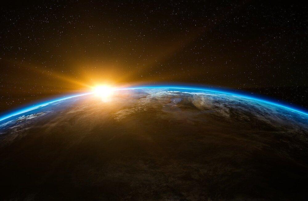 Universumis on planeete, mis tunduvad Maast isegi elamiskõlblikumad