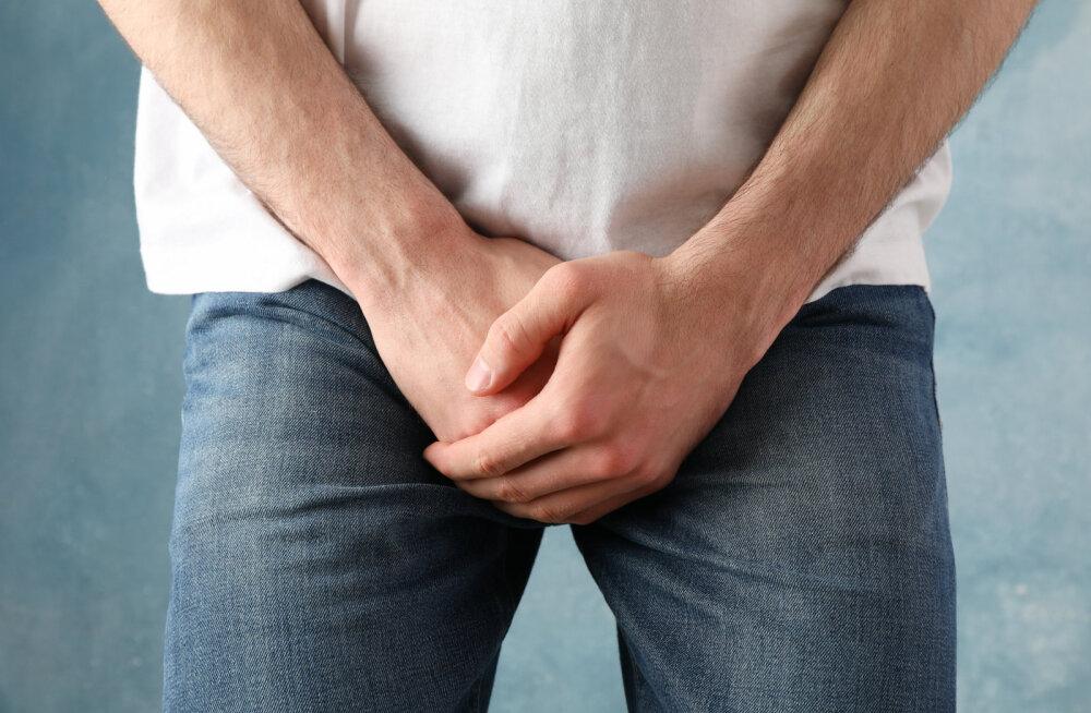 Ettevaatust, mehed! Eesnäärmepõletiku kaebustega meeste tervist kahjustavad harjumused ja hoiakud kipuvad olema sarnased