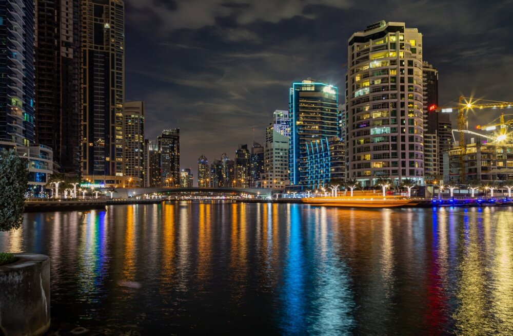Megasoodne viimase hetke edasi-tagasi otselend Helsingist Dubaisse 95 eurot, lennupiletid + 7 ööd kesklinna hotellis kokku 229 eurot