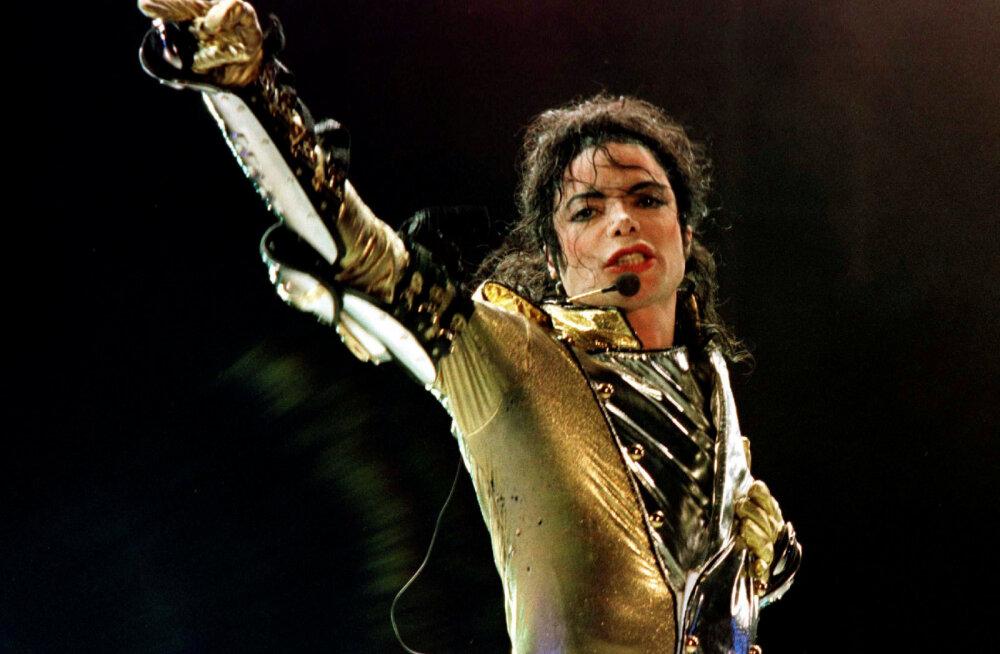 Kaob ajalukku! Muuseum võttis Michael Jacksoni kuju maha