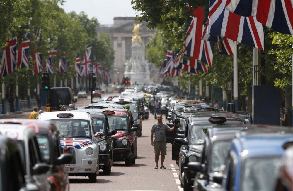 Top10: Autod, mida eelistavad osta vasakul teepoolel sõitvad britid