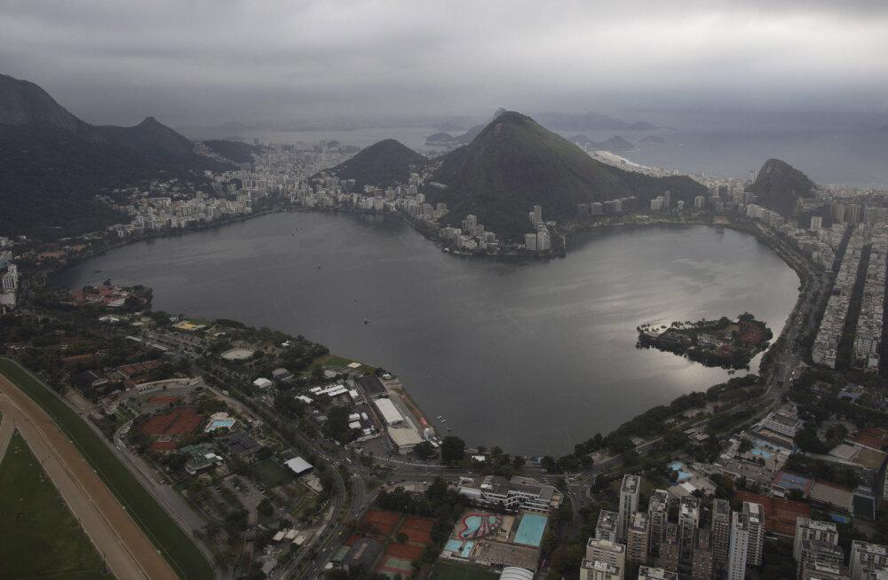 Nagu Zika viirusest veel vähe oli - nüüd leiti Rio de Janeiro vetest superbakter