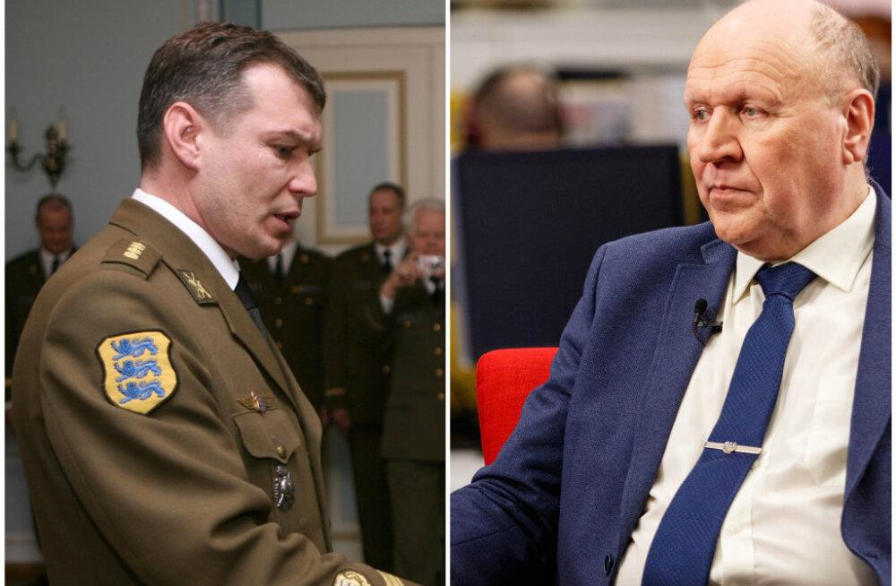 Mart Helme valis nõunikuks ohvitseri, kes omal ajal mõnitas kaitseväkke tööle kandideerinud noort naist