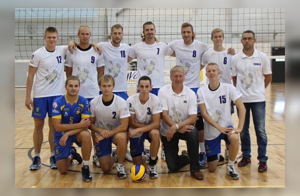 Pärnu VK meeskond