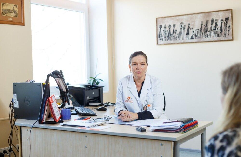 Intervjuu HIV-spetsialisti Kersti Kink'iga