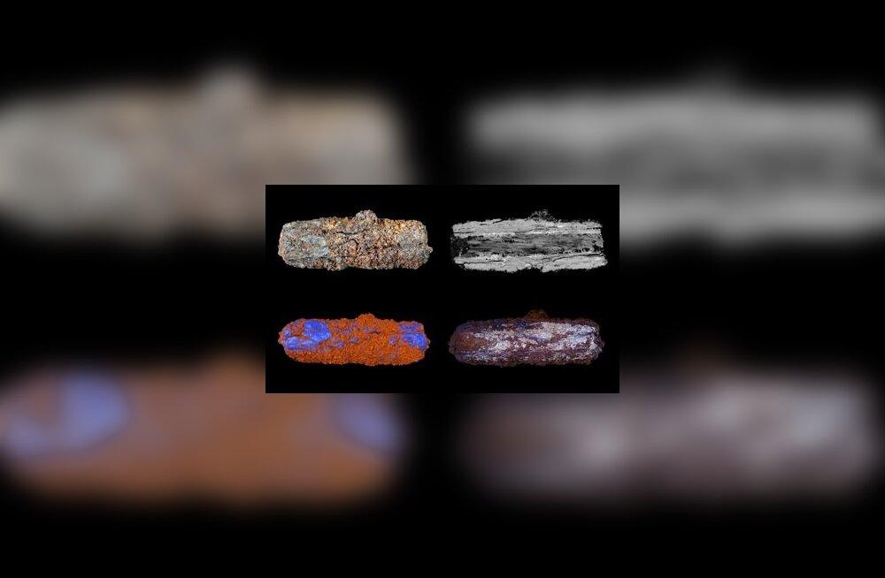 Muistsed egiptlased tegid meteoriidist ehteid